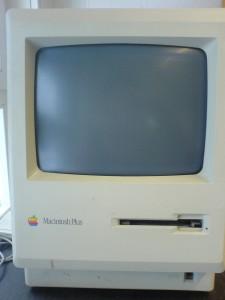 Macintosh Pro in der Uni
