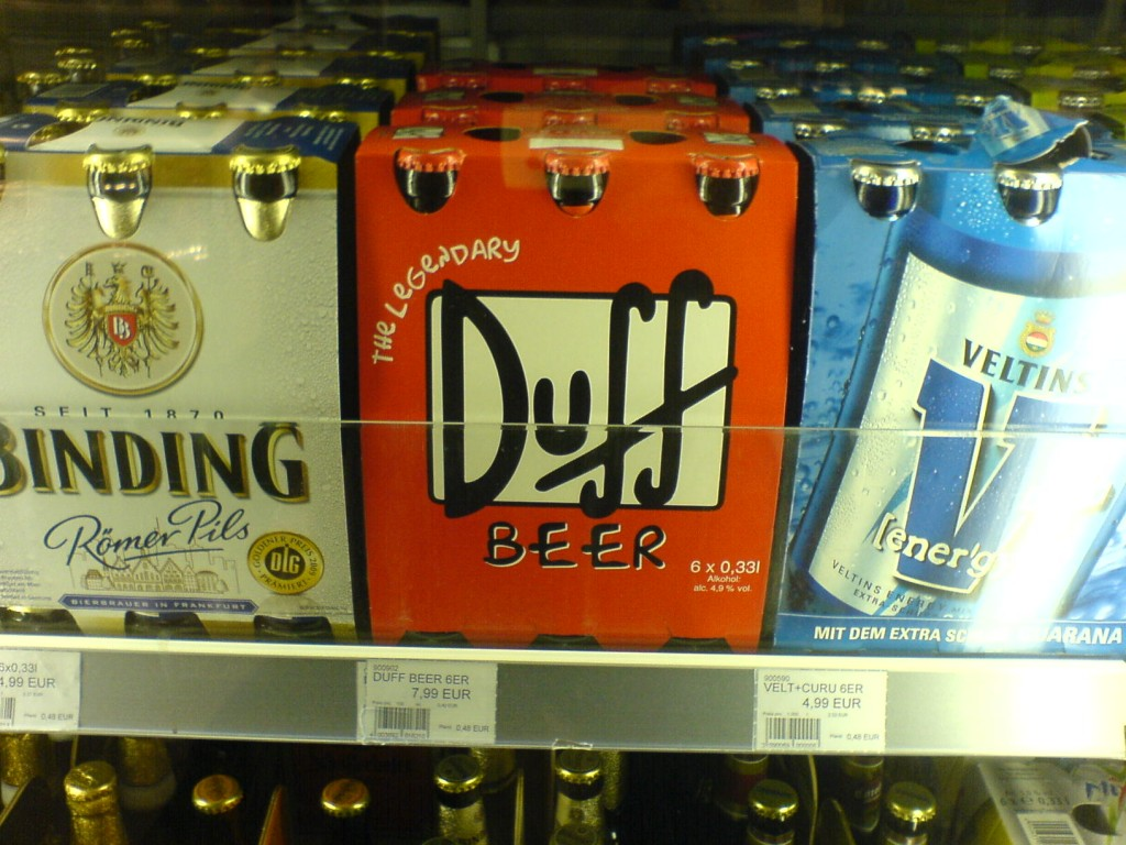The legendary DUFF